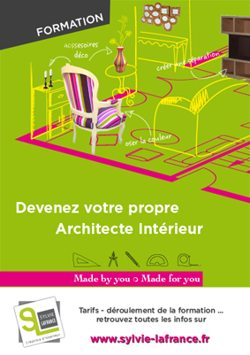 Formations blog cr atrice d 39 int rieurblog cr atrice d for Formation architecte interieur