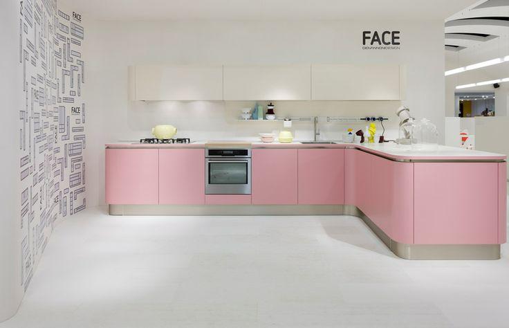 Couleur pastel de la douceur dans votre d co architecture interieure conseil for Peinture rose cuisine