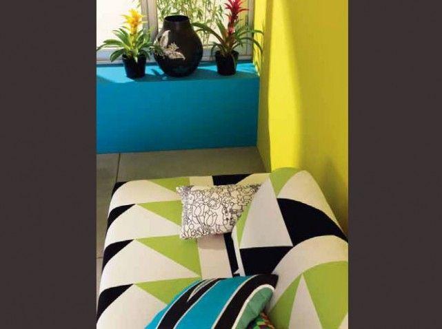 mettez votre d co aux couleurs du br sil architecture interieure conseil. Black Bedroom Furniture Sets. Home Design Ideas