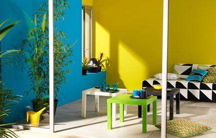 Mettez votre d co aux couleurs du br sil architecture for Chambre de l assurance