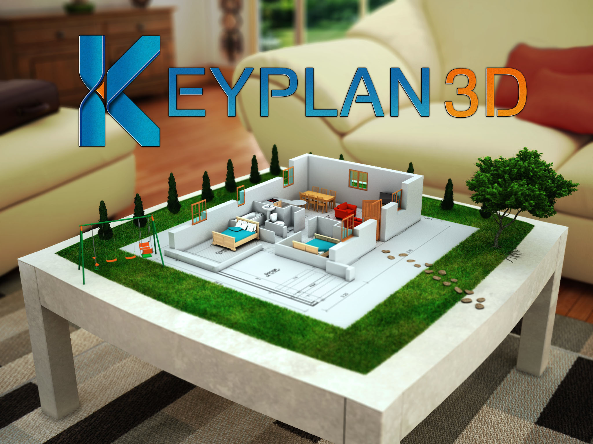 Nouvelle application pour votre projet d co architecture for Architecte 3d key