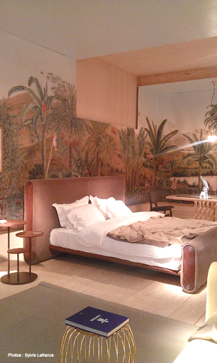 tendances d co en direct de maison objet 2015 architecture interieure feng shui. Black Bedroom Furniture Sets. Home Design Ideas