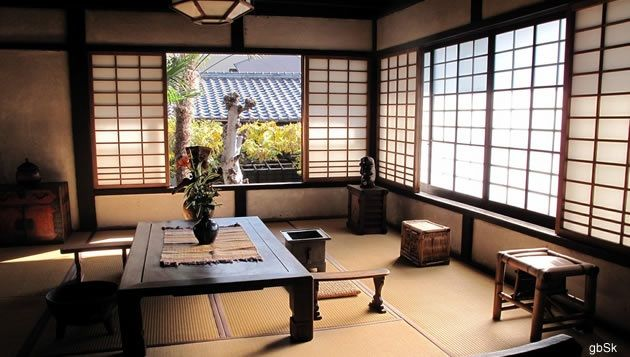 Comment voyager gr ce la d co architecture interieure for Decoration maison japonaise