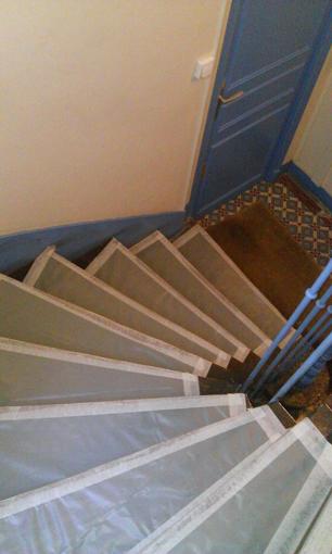 escalier-protégés-sylvie-Lafrance