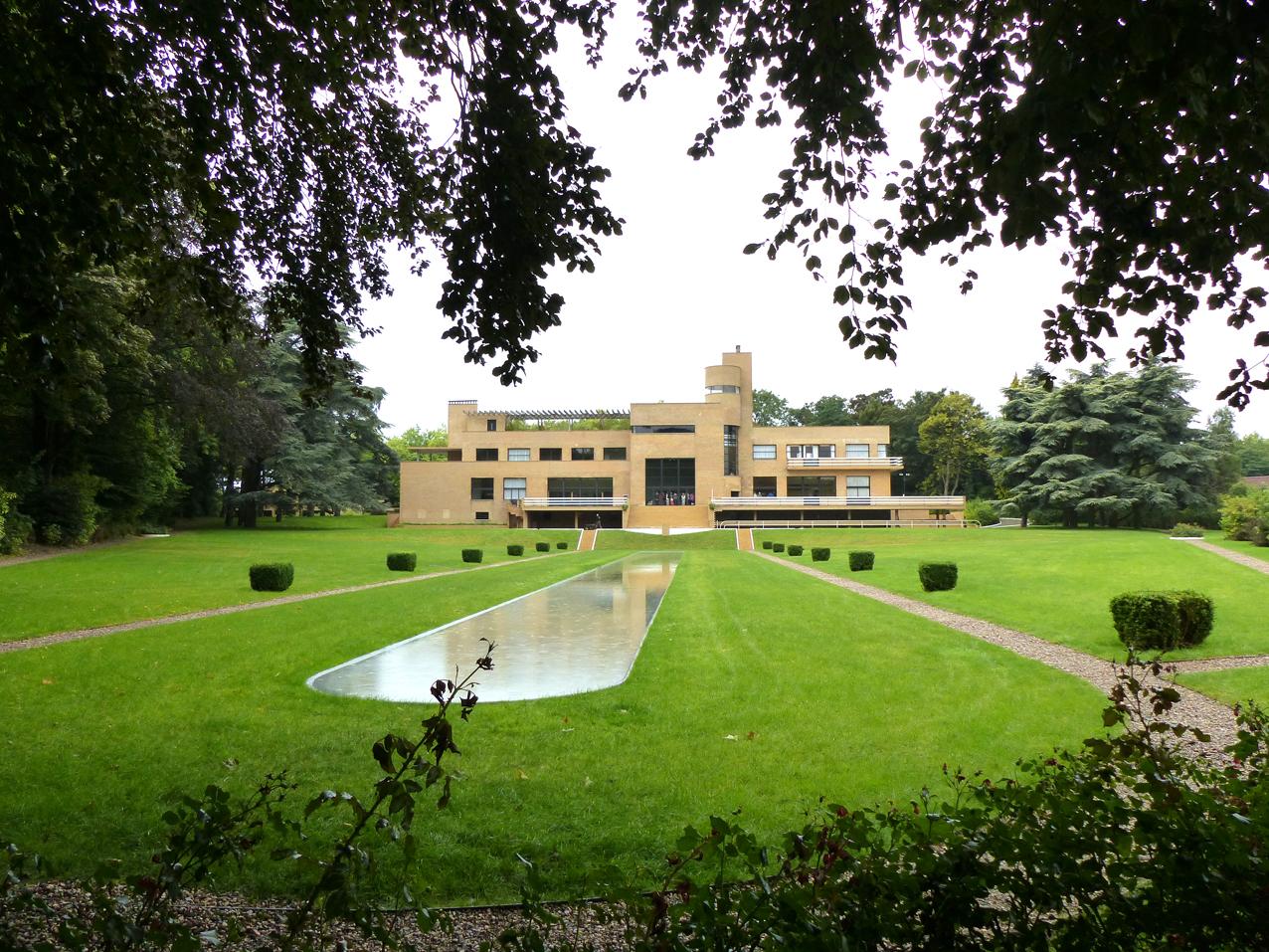 villa Cavrois-jardin