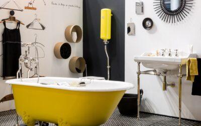 Sublimez votre salle de bain en mariant authenticité et modernité